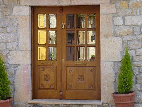 Pe 00135 puerta exterior catalogo de productos de - Puertas exterior asturias ...