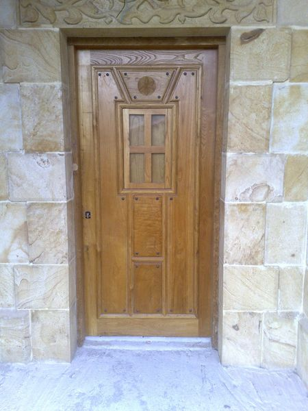 Pe 00156 puerta exterior catalogo de productos de - Puertas exterior asturias ...
