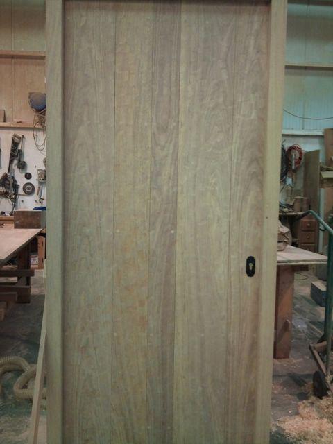 Pe 00167 puerta exterior catalogo de productos de - Puertas exterior asturias ...