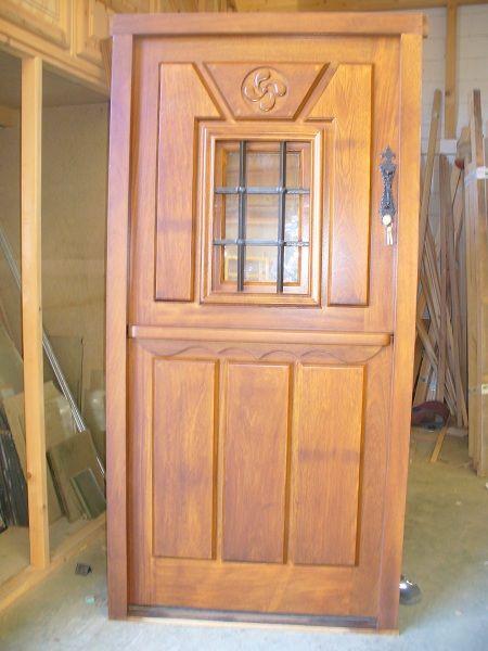 Pe 00168 puerta exterior catalogo de productos de - Puertas exterior asturias ...