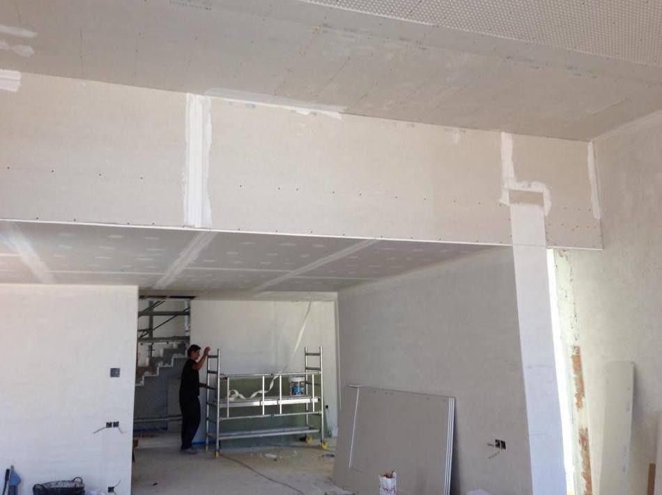 Falsos techos valencia materiales de construcci n para la reparaci n - Empresas construccion valencia ...