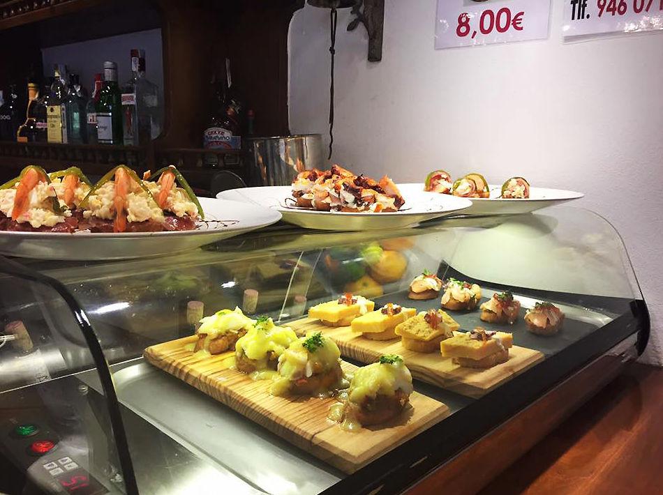 Restaurante para comer bien en Bilbao