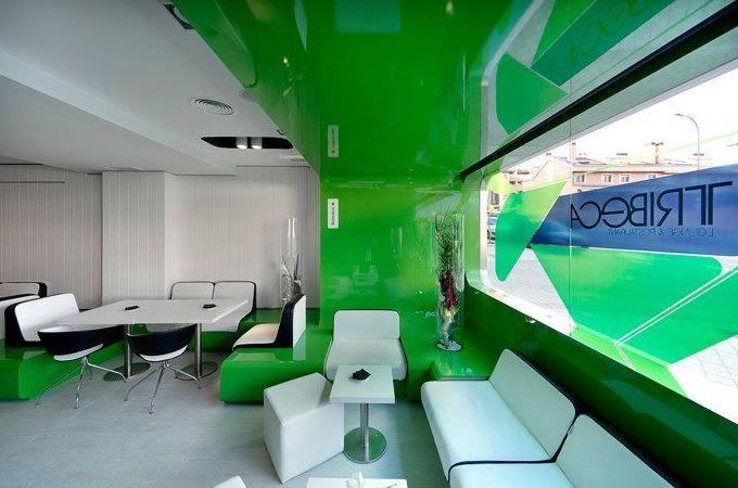 Ejecución proyectos interiorismo para hostelería (Tribecca Lounge \u0026 Restaurant)