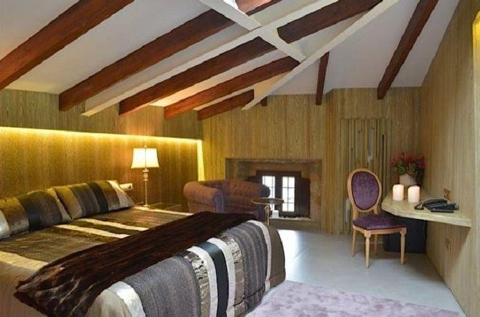 Mobiliario, carpintería y decoración de hoteles (Treixas Hotel Rural \u0026 SPA****)