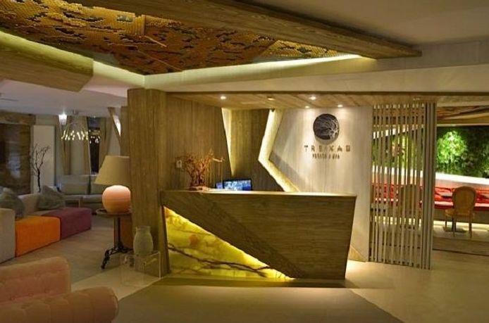 Mobiliario, carpinteria, decoración de hoteles (Treixas Hotel Rural \u0026 Spa ****)
