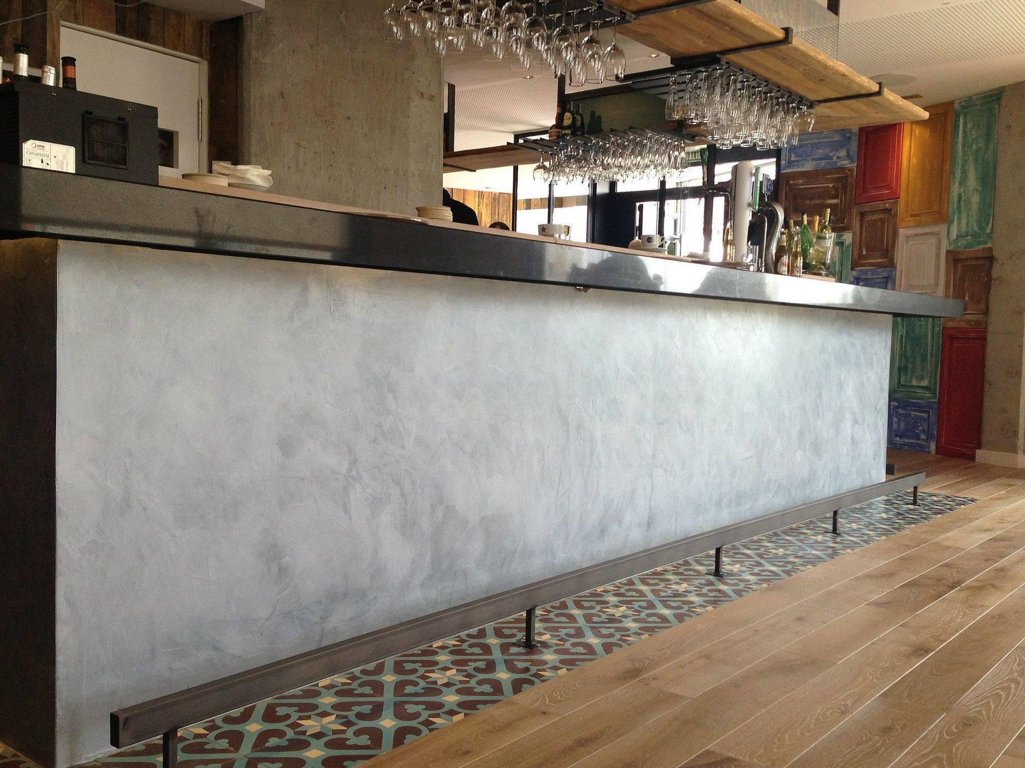 fabricación barras de bar