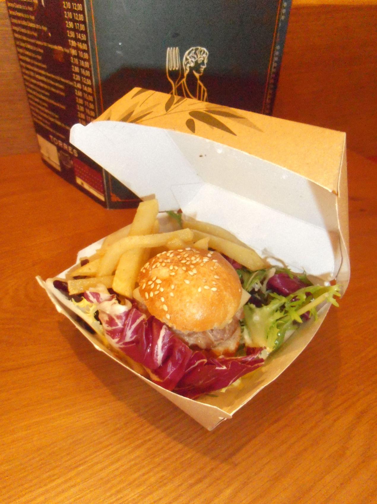 Mini Burger especial