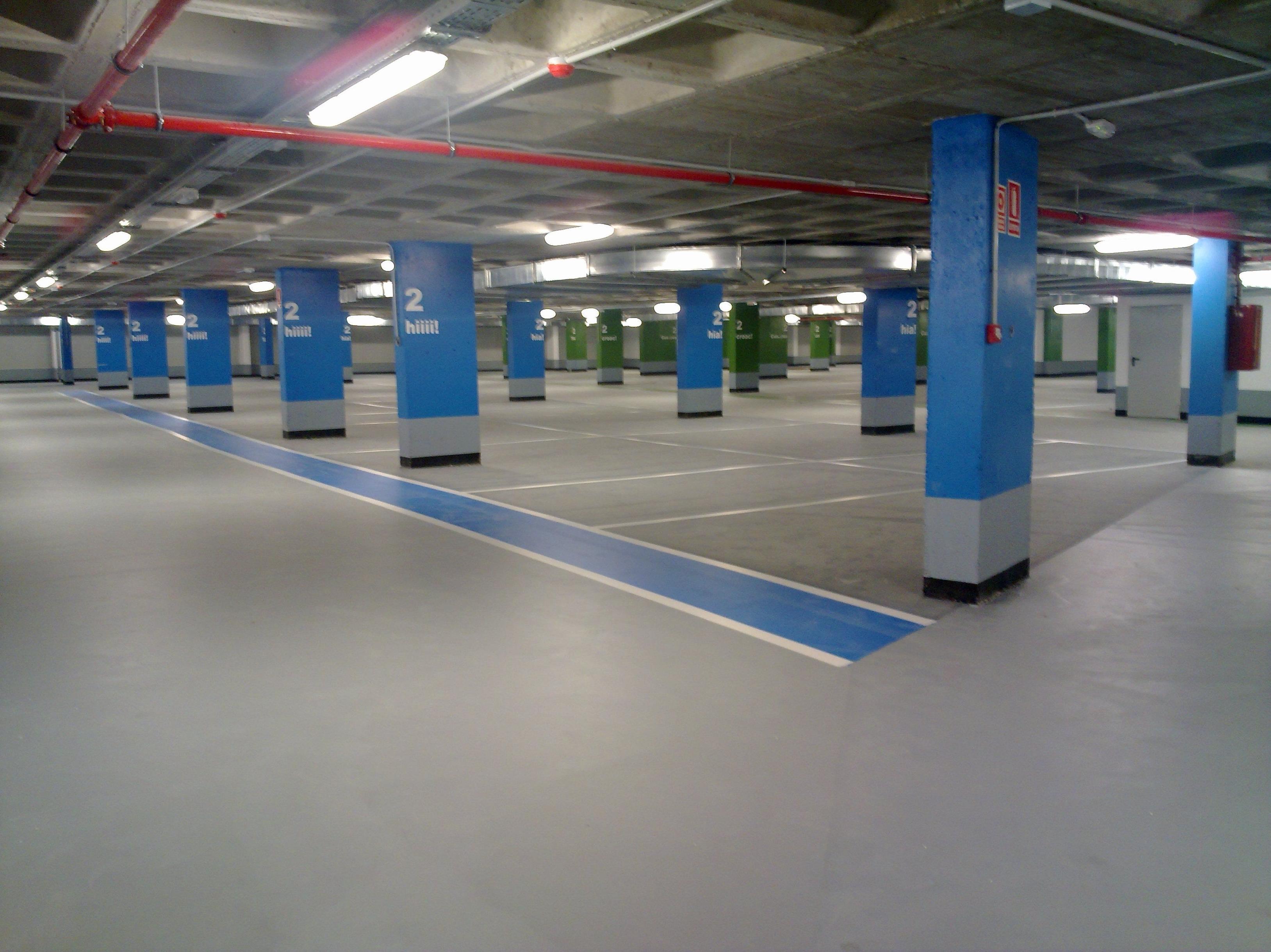Foto 2 de pavimentos industriales en madrid avancoat for Pavimentos industriales