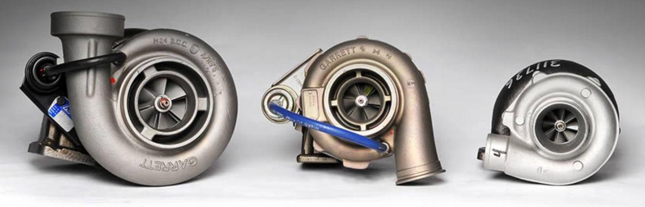 Cambio de turbo: Nuestro taller de Talleres Óscar