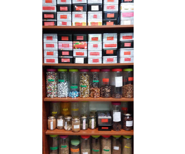 Venta de productos naturales