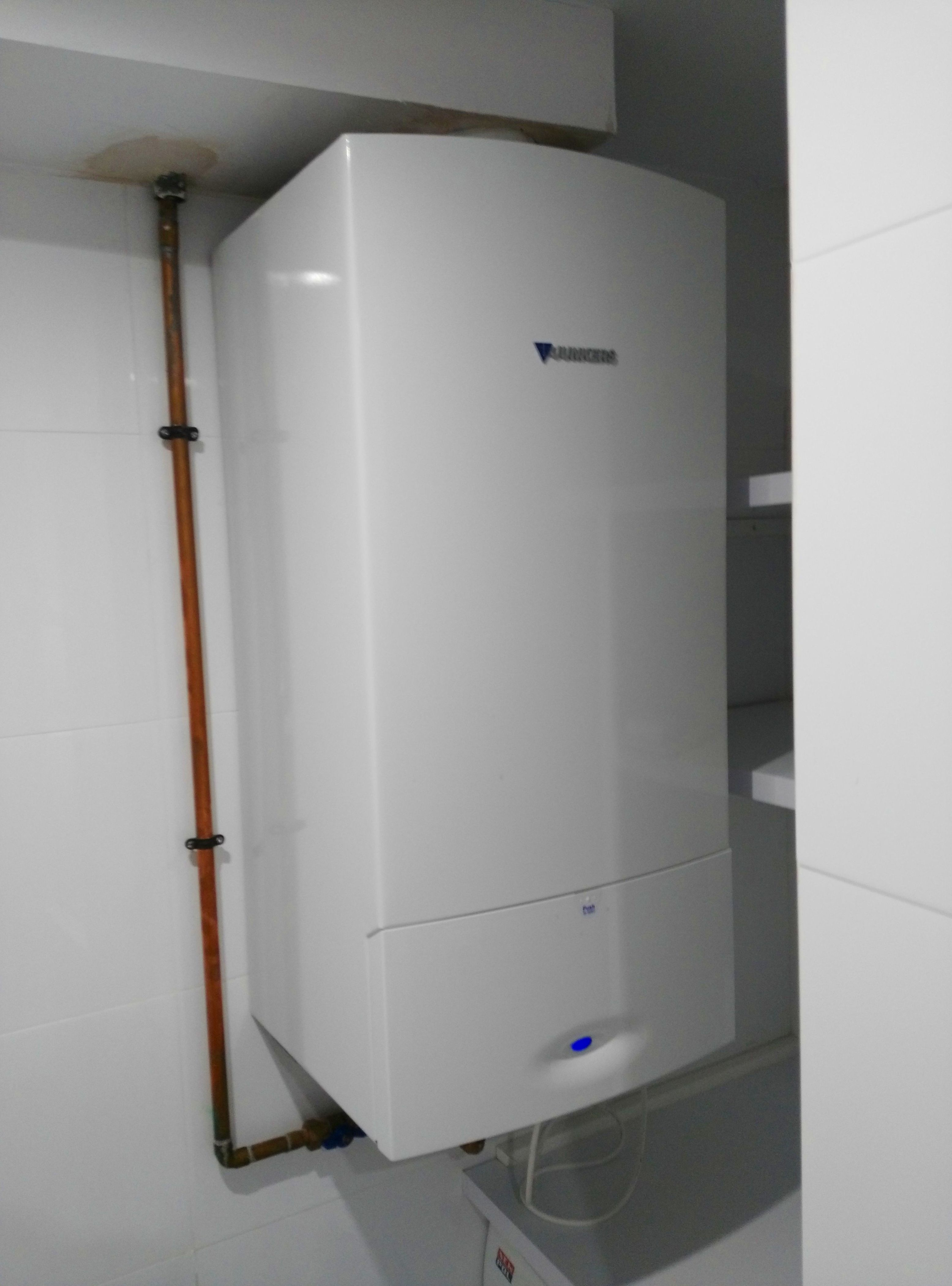 Calentadores y termos electricos productos de fontaneria - Precios termos de gas ...