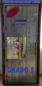 Extra seguridad kiuso grado 5 armarios puertas y tarimas - Puertas kiuso ...