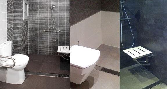 Baño Adaptado Con Ducha:ADAPTACIÓN DE BAÑO ADAPTADO, ACCESIBLE, PURA AUTONOMÍA: Productos