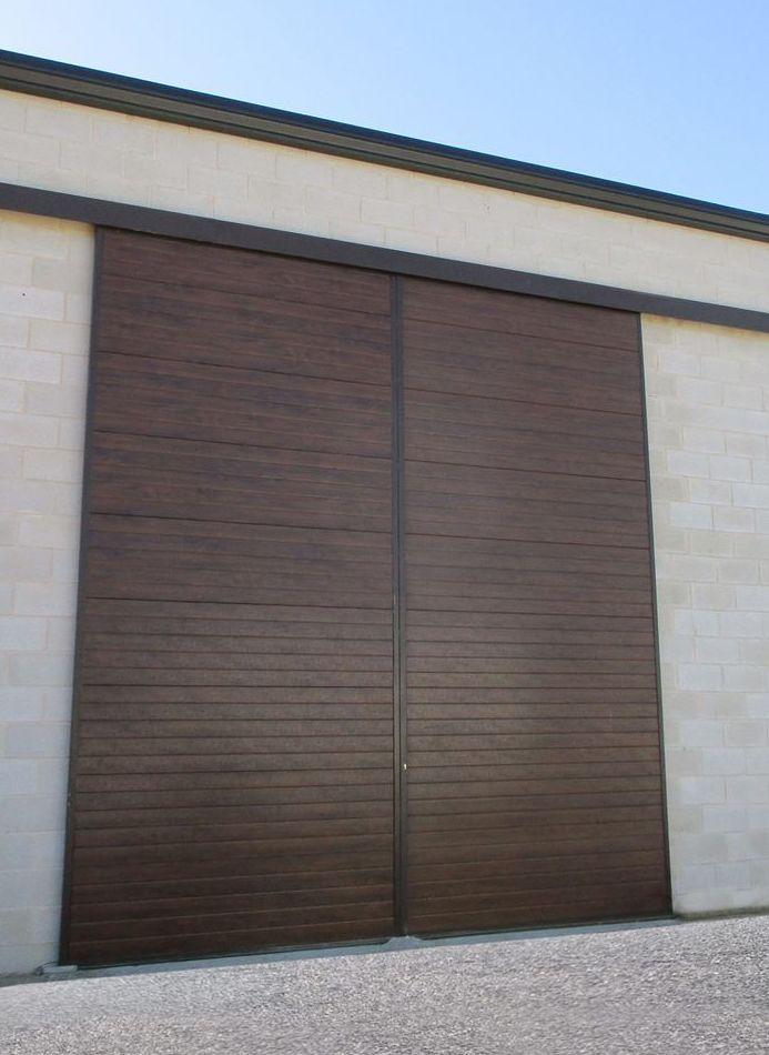 Puertas correderas para exterior simple ideal tambin para for Puerta corredera aluminio exterior