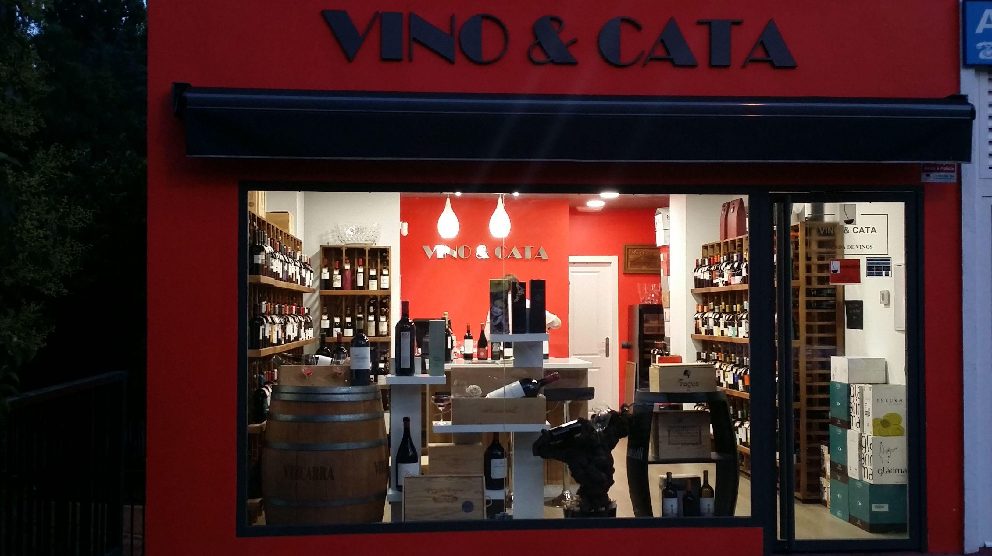 Foto 6 de venta de vinos nacionales en madrid vino cata - Vinotecas madrid centro ...