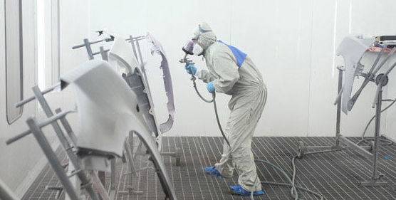 Reparaciones profesionales de chapa y pintura con la más moderna tecnología