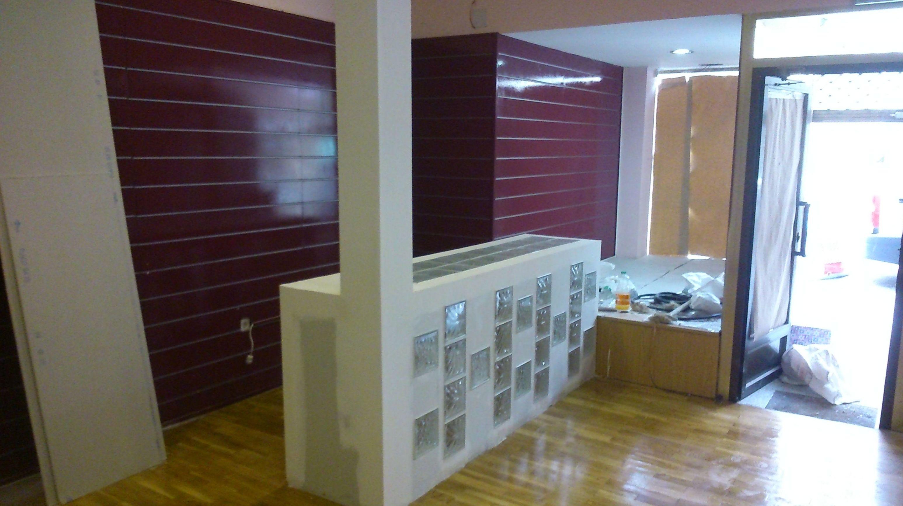 Muebles decorativos servicios de innovaciones interiores for Bloques decorativos