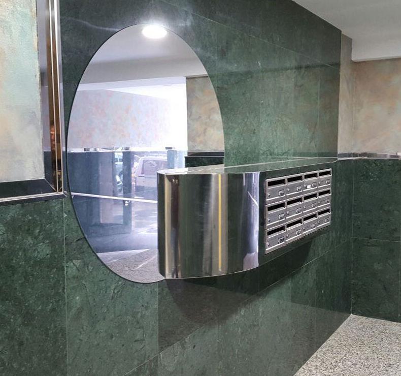 Reforma de portal en Palencia