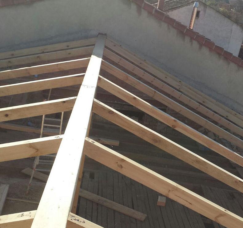 Reforma de cubiertas y tejados