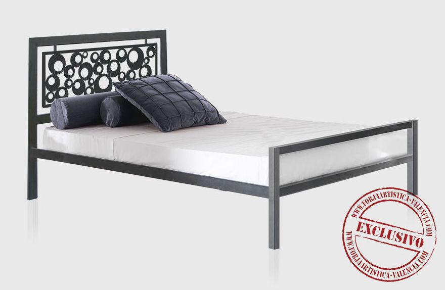 034 camas de forja cat logo de legua artesanos for Catalogo de camas