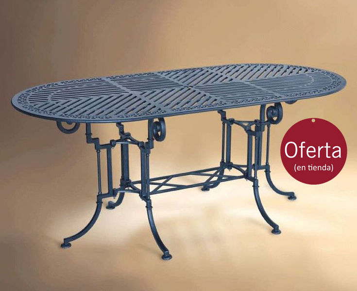 043 mesas de forja cat logo de legua artesanos - Legua artesanos ...