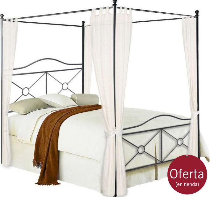 052 camas con dosel de forja cat logo de legua artesanos - Legua artesanos ...