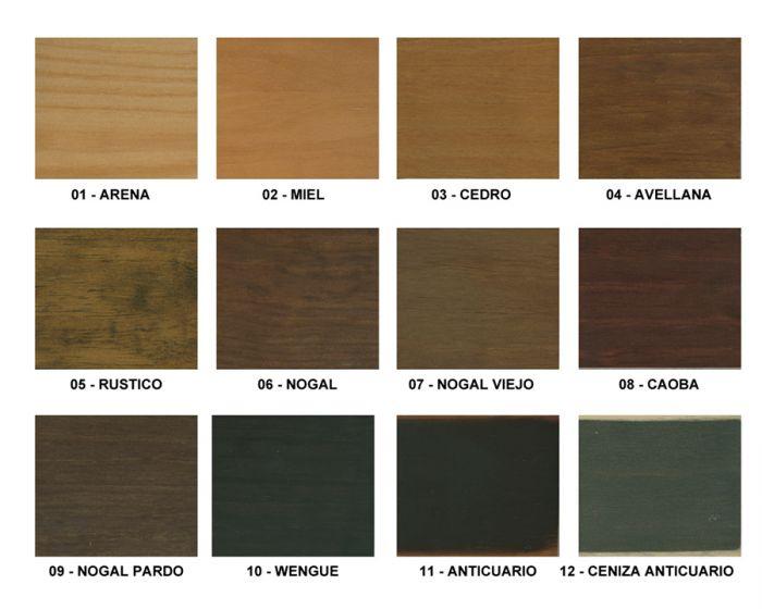 Decorados para madera