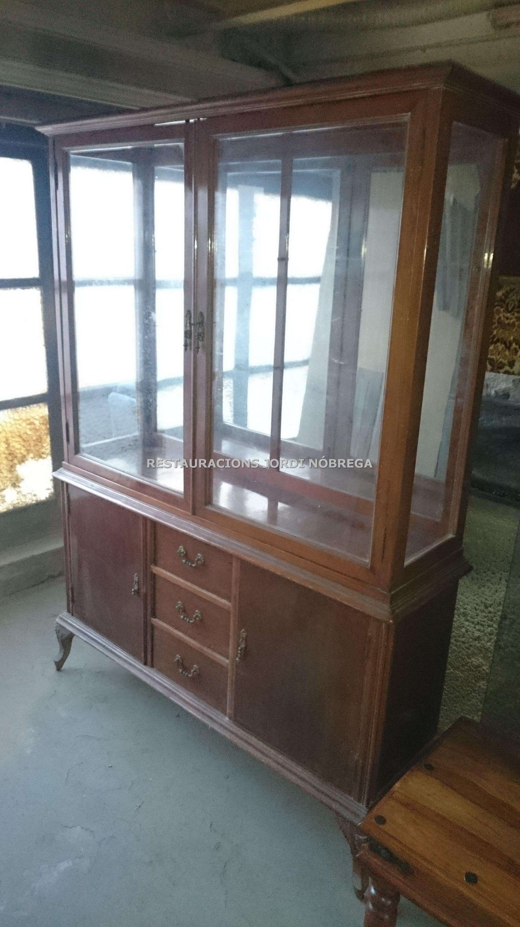 Foto 21 de restauraci n de muebles y antig edades en - Restauracion de muebles barcelona ...