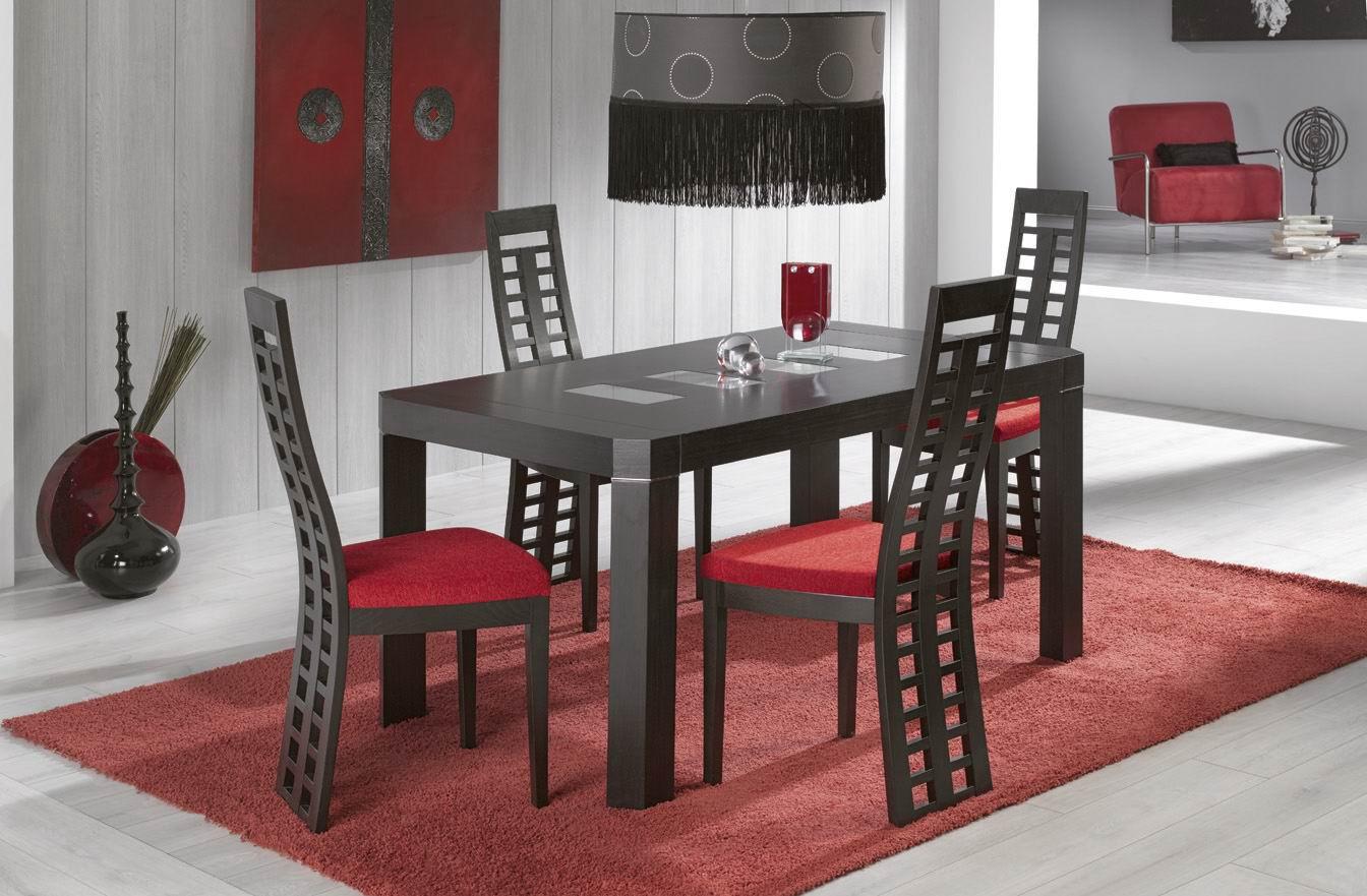 Mesas de salon comedor nuestros servicios de muebles for Mesas y sillas para salon