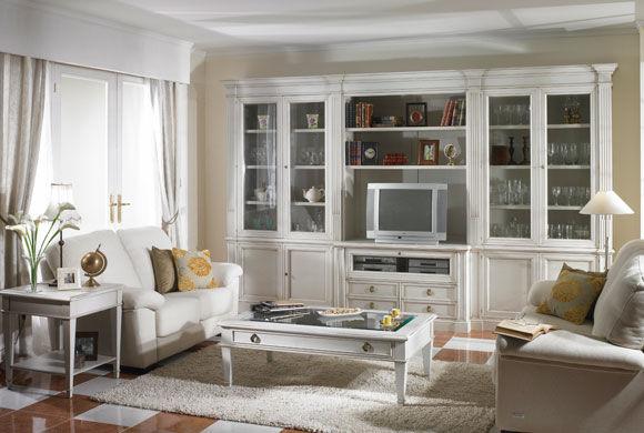 Foto 3 de muebles y decoraci n en cuarte de huerva for Armarios para salon