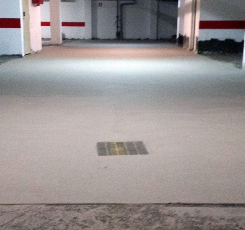 de suelos para garaje