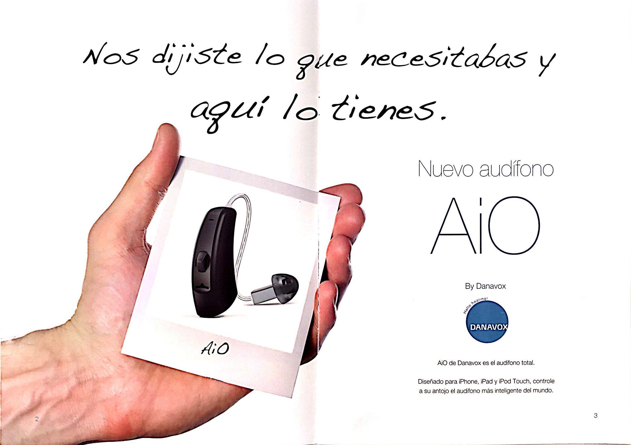 Nuevo Audífono-Iphone