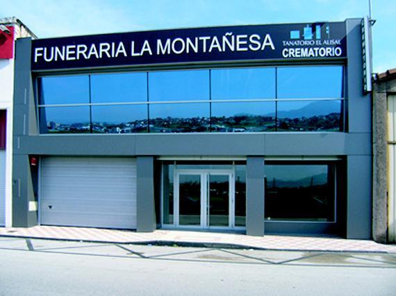 Crematorio en Meliaño