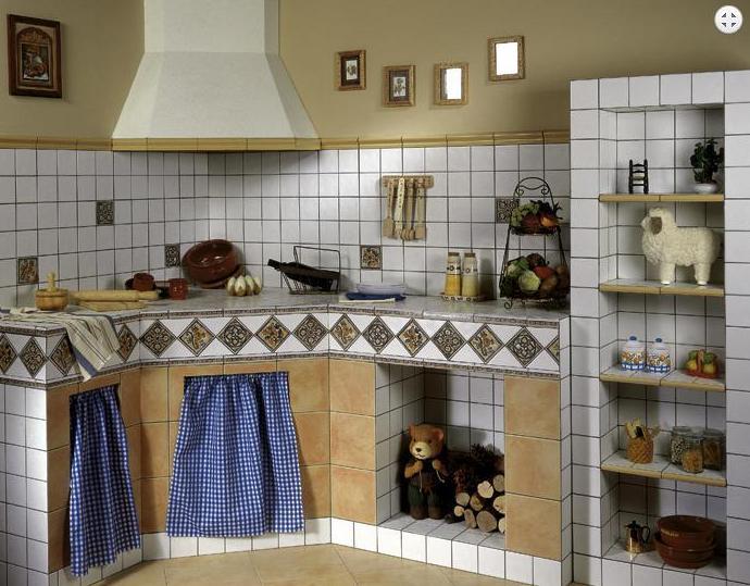 Ba os rusticos con talavera - Azulejos rusticos para cocinas ...