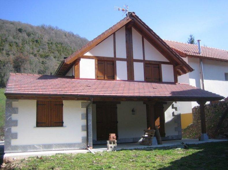 Foto 9 de casas prefabricadas en iciz casas - Casas prefabricadas en navarra ...