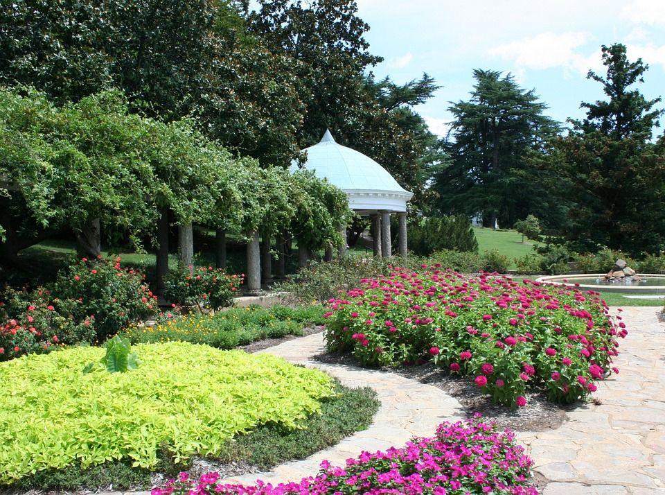 jardinera y paisajismo