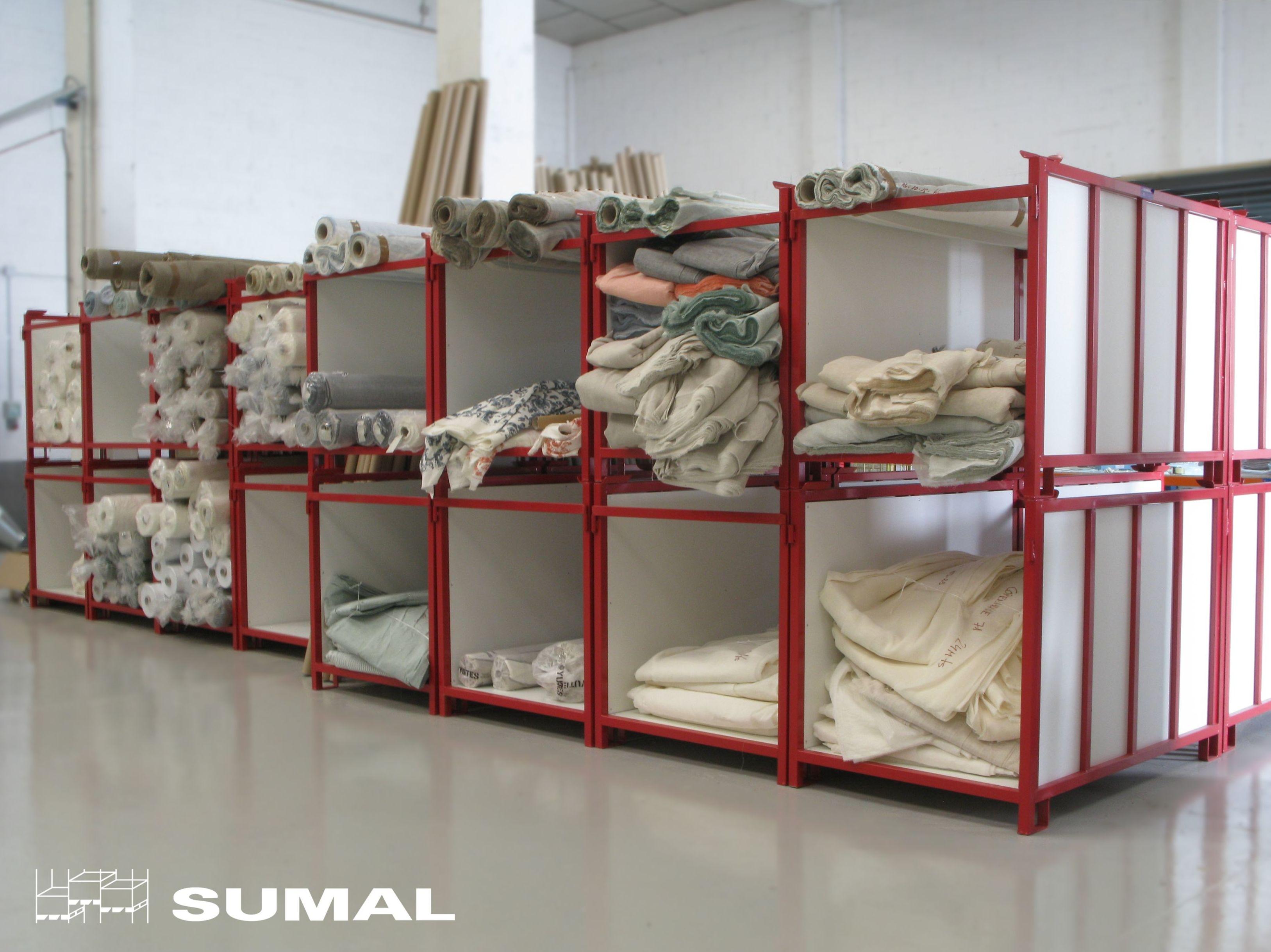 Contenedor Textil