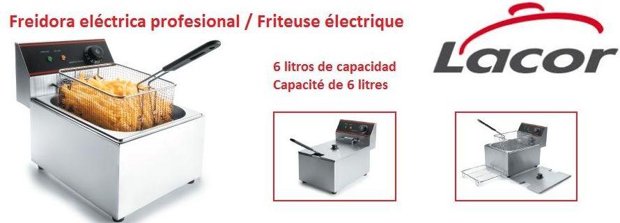 Freidora eléctrica