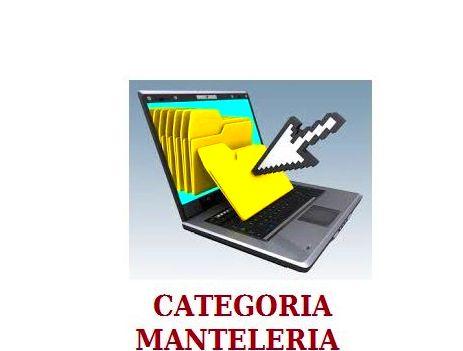 GUIA MANTELERIA