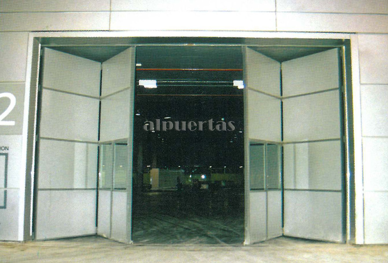 Puertas correderas acordeon affordable armarios - Puertas de acordeon ...