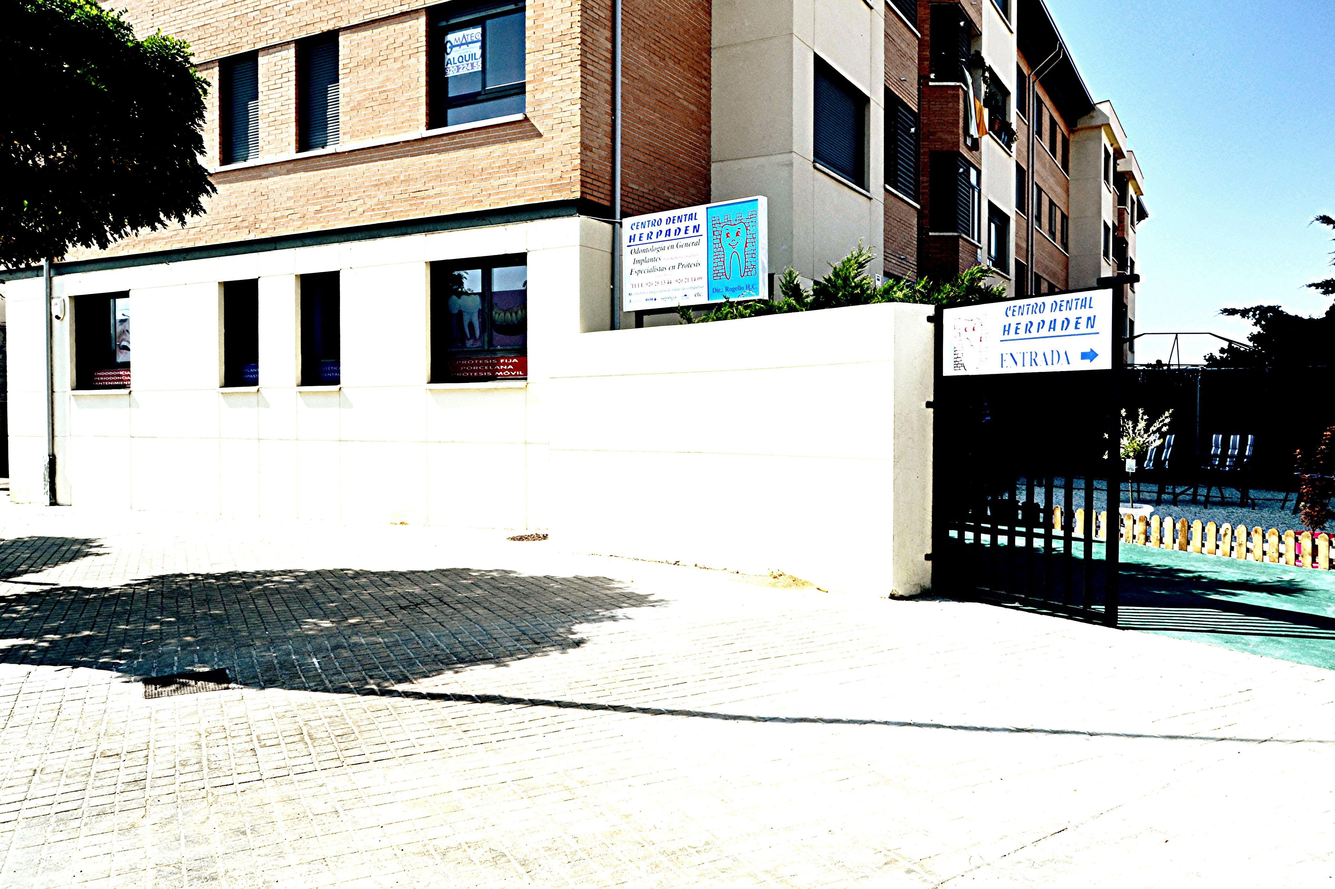 nuestra sede principal en ávila.