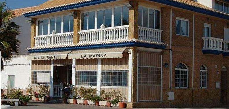 Nuestro restaurante: Carta de Restaurante La Marina