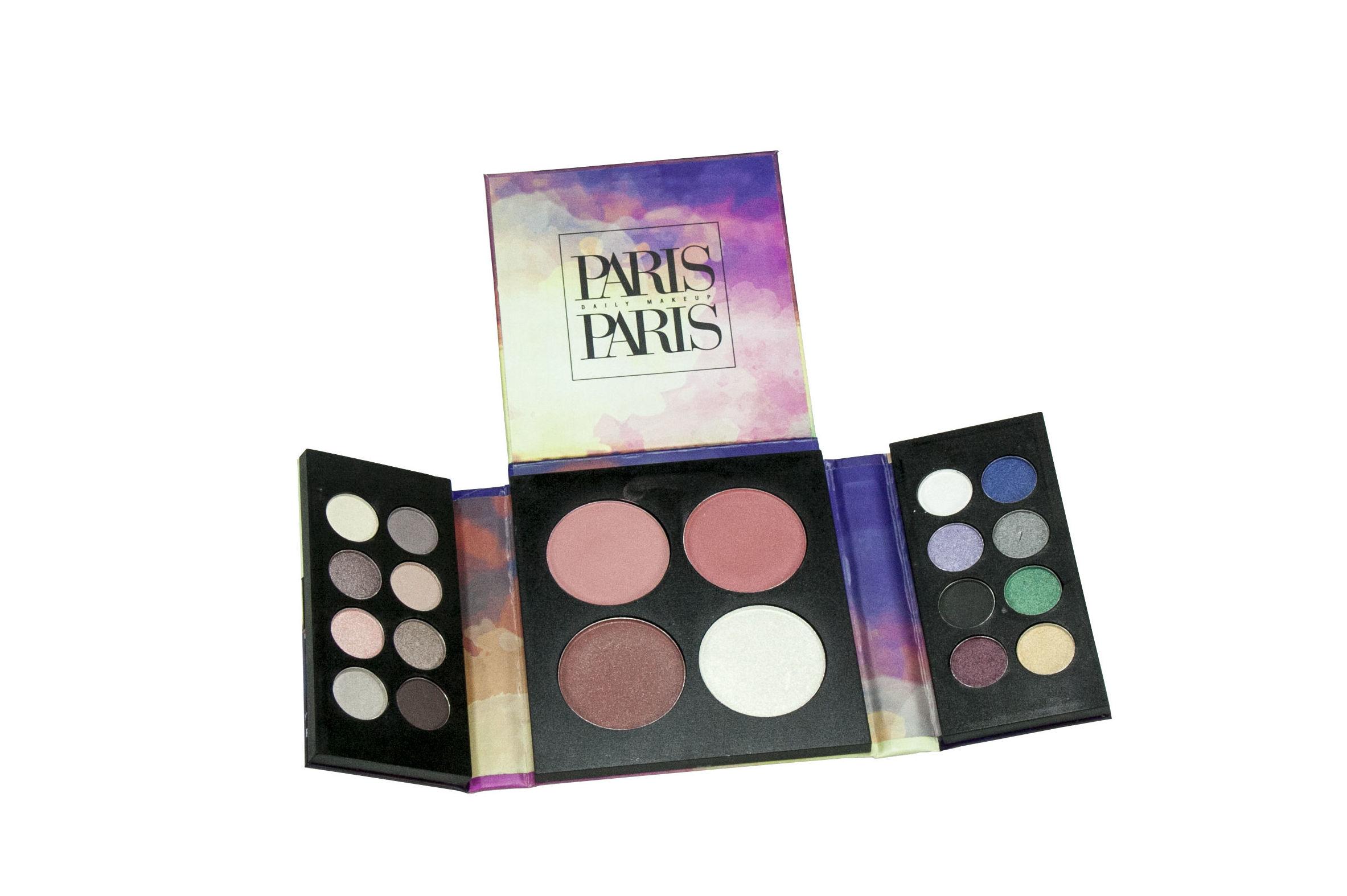 "Paleta de maquillaje Mirlans ""Paris Sunrise"""