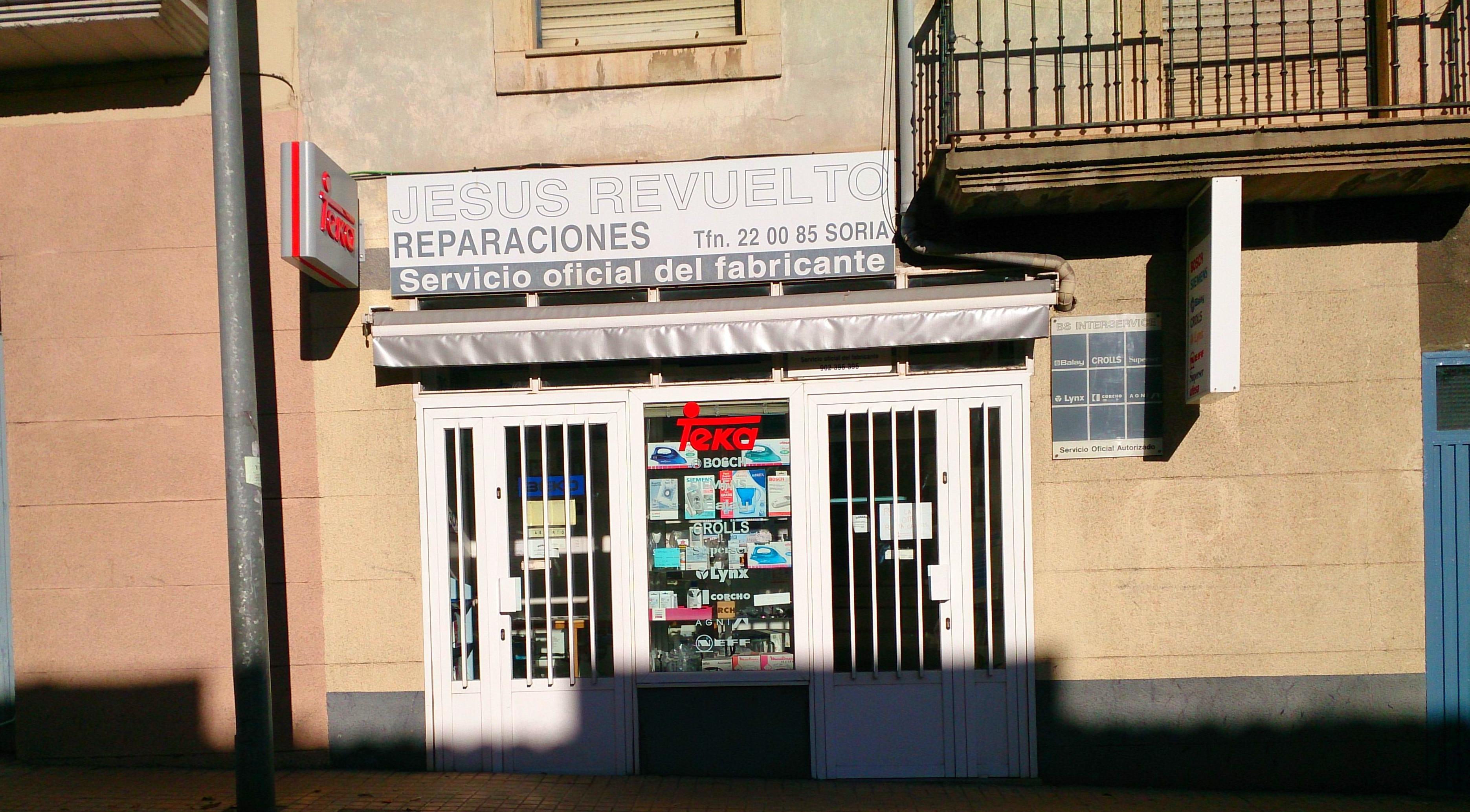 Reparación de electrodomésticos en Soria