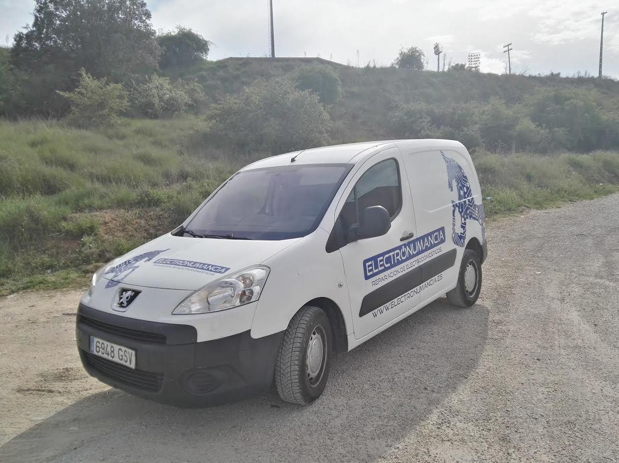 Foto 2 de Reparación de electrodomésticos en Soria | ELECTRONUMANCIA
