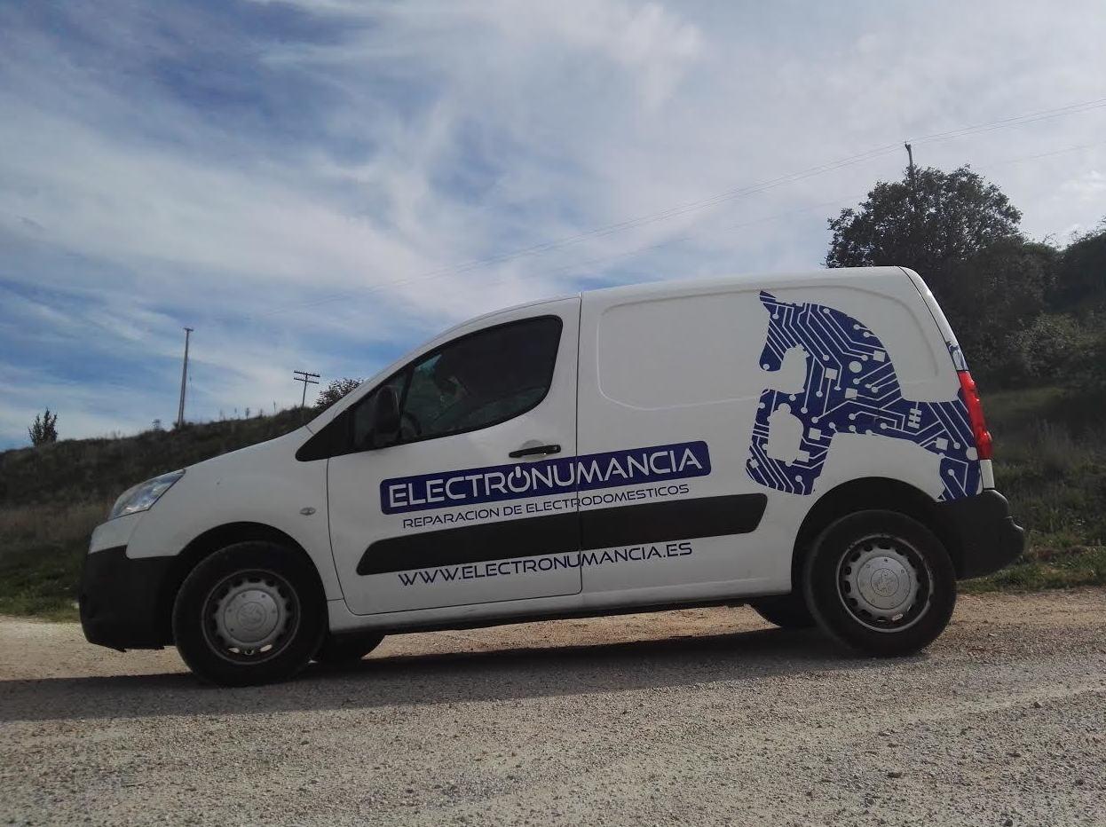 Foto 1 de Reparación de electrodomésticos en Soria | ELECTRONUMANCIA