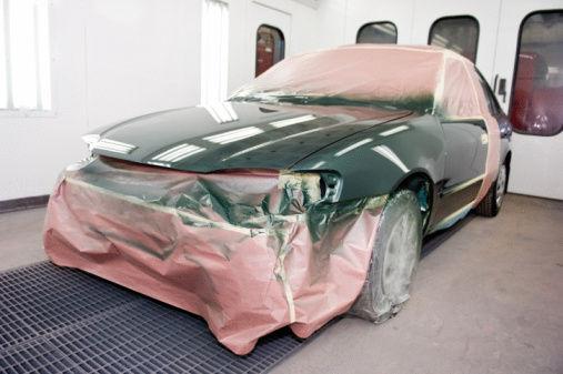 Talleres Raya \u002D Reparación de chapa y pintura