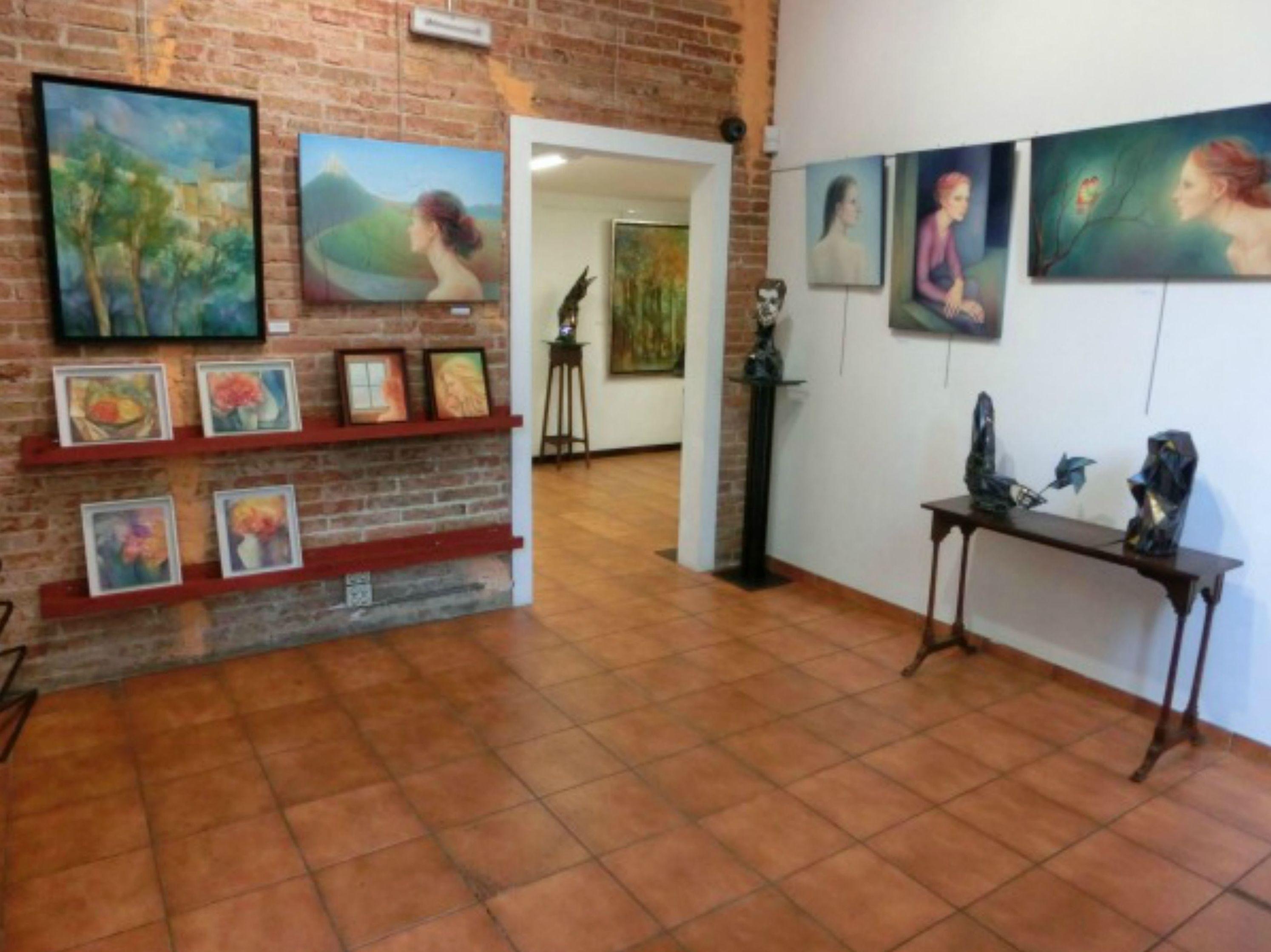 Galer a de arte y pintura en el eixample de barcelona - Galeria de arte sorolla ...