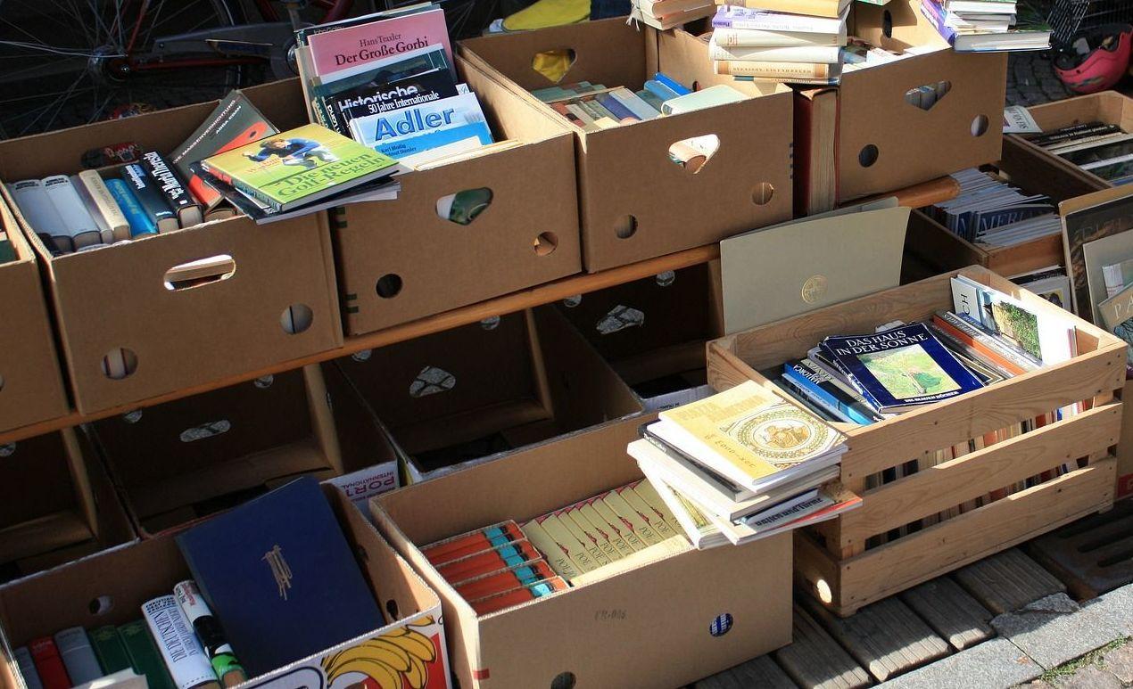 compra de libros: