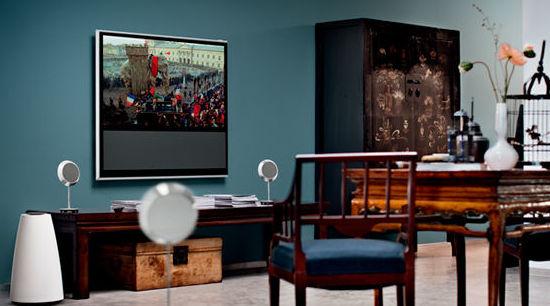 Cine en casa, sistemas de audio